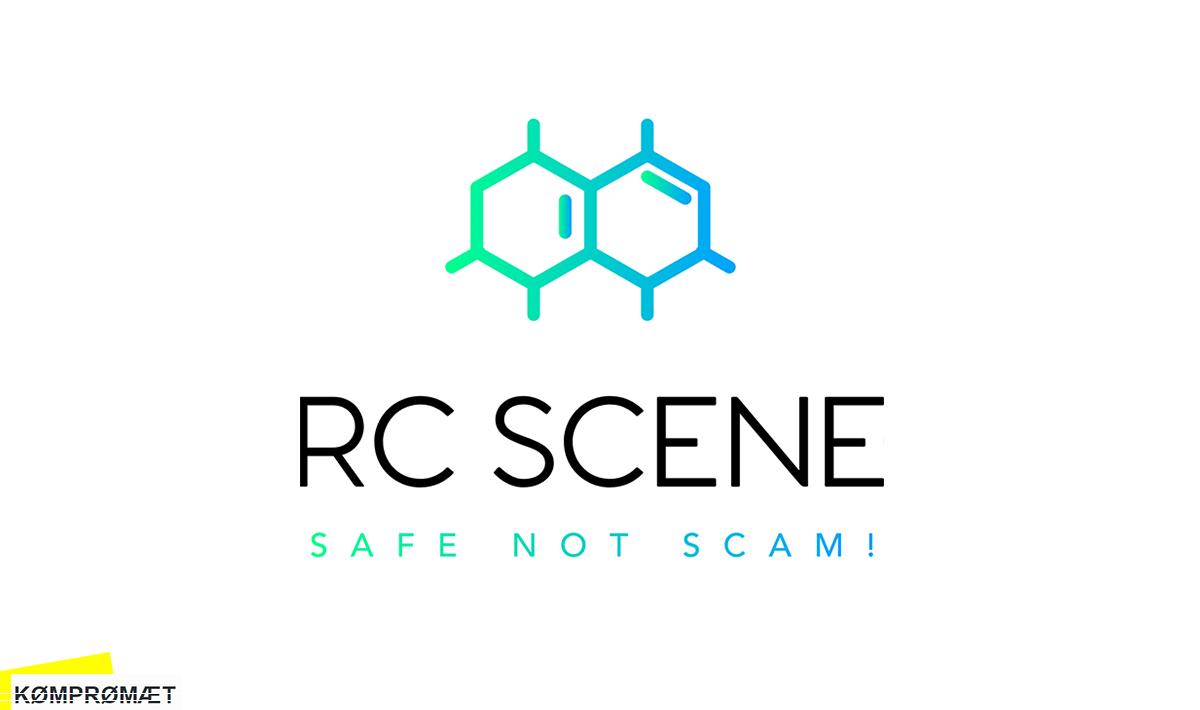 RC SCENE Logo